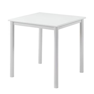 Esstisch Corey - Hochglanz Weiß, Home Design