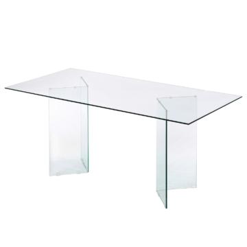 Esstisch Drap - Glas, Fredriks