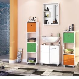 Badezimmerset Box (4-teilig)
